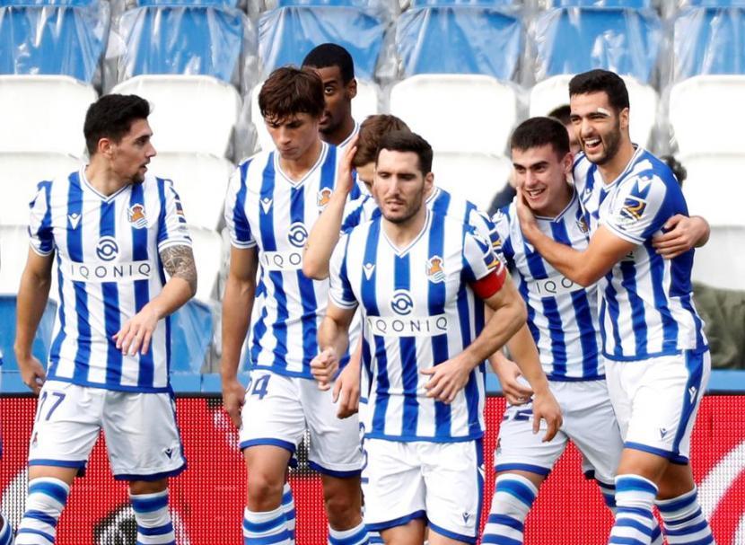 Hasil gambar untuk Real Sociedad
