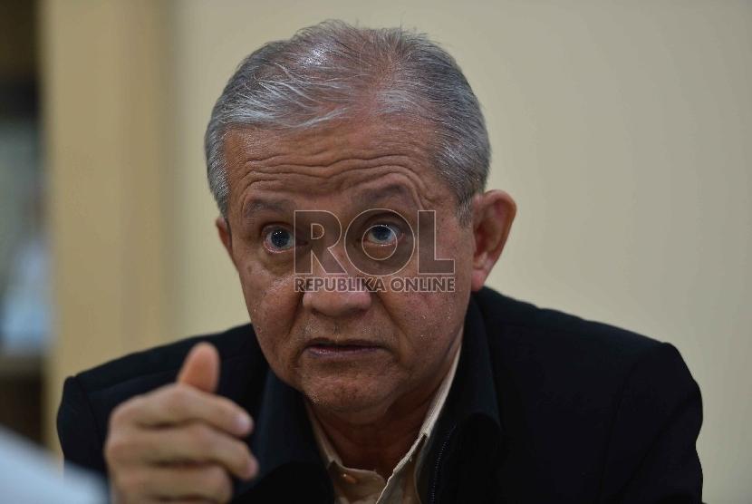 Ketua bidang Ekonomi PP Muhammadiyah Anwar Abbas