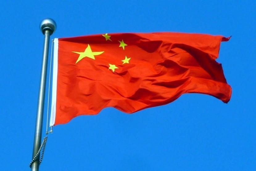 Bendera Cina.