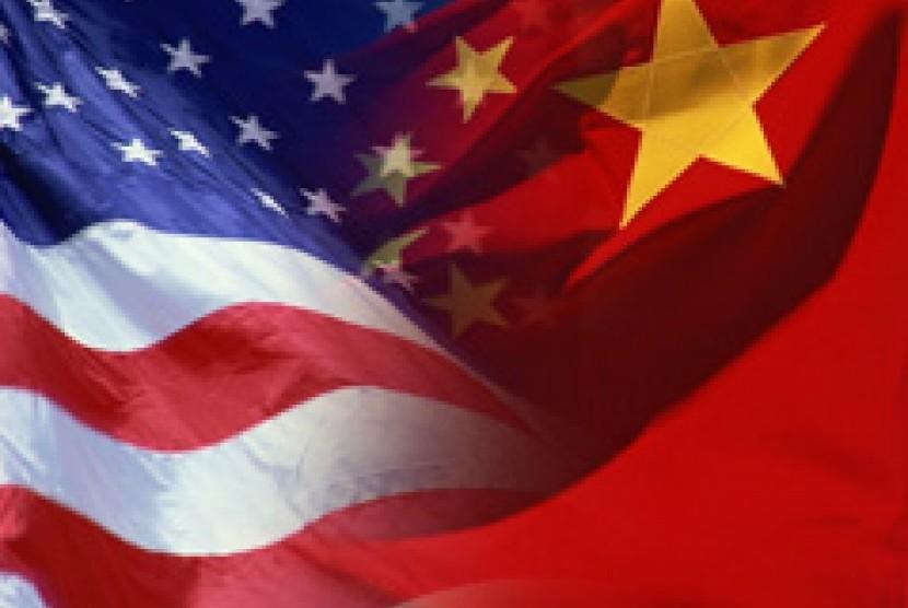 Bendera Cina-Amerika
