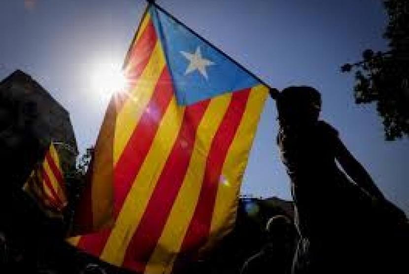 bendera katalan