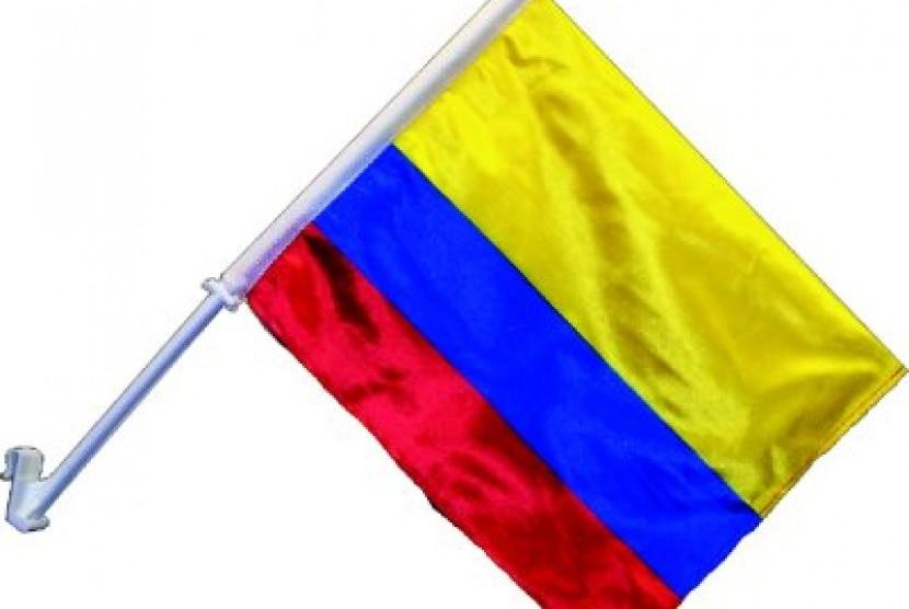 Bendera Kolombia