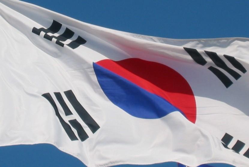 Bendera Korea Selatan