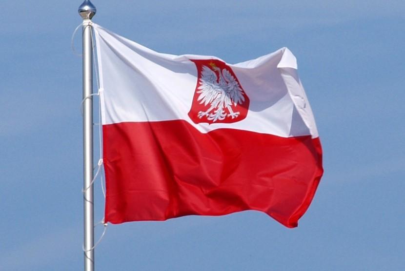 Bendera Polandia