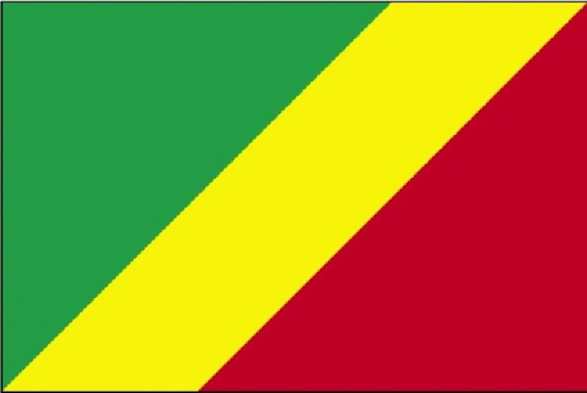Bendera Republik Kongo