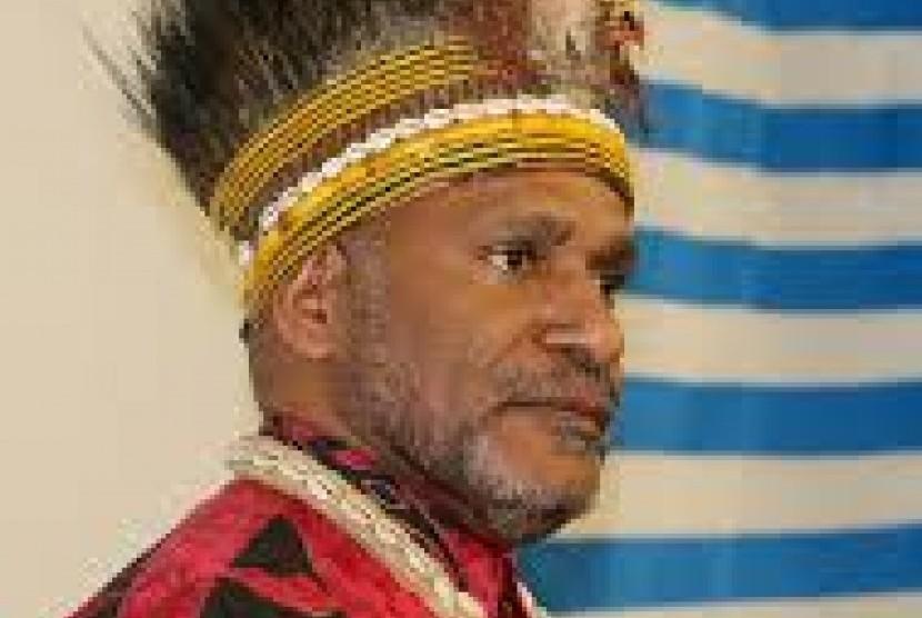 Benny Wenda Tokoh Mobilisasi Diplomatik Isu Papua
