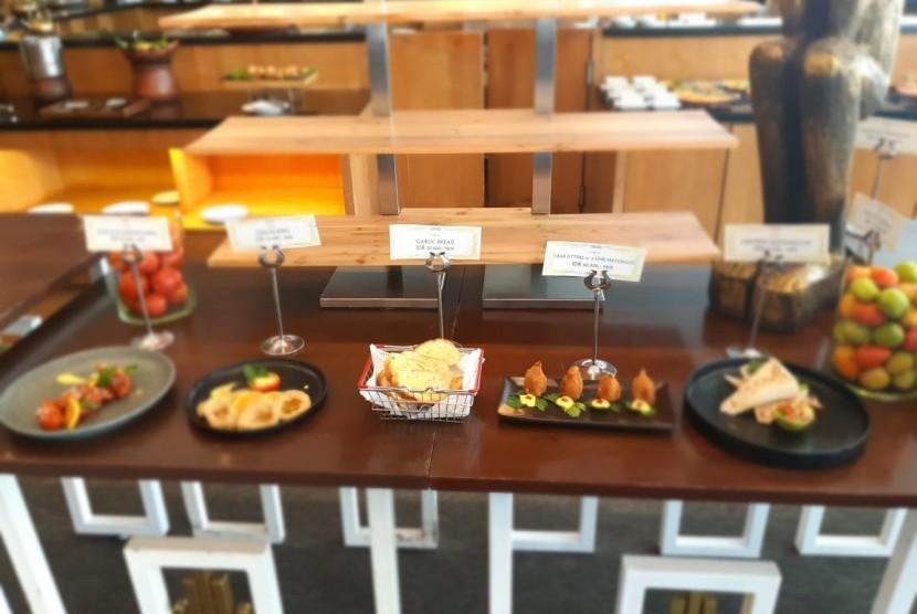 Beragam menu baru yang diluncurkan Music Room (Musro) The Sunan Hotel Solo pada Senin (24/6).