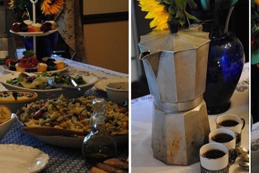 Berbagai hidangan istimewa untuk Lebaran
