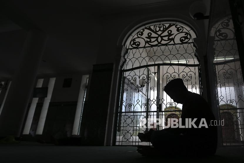 Berdoa kepada Allah/ilustrasi