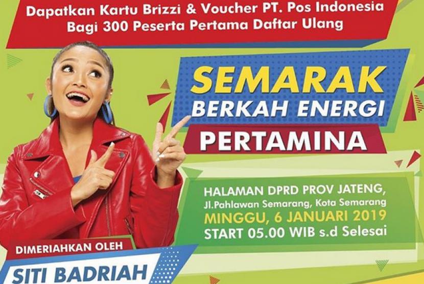 Berkah Energi Pertamina di Semarang.