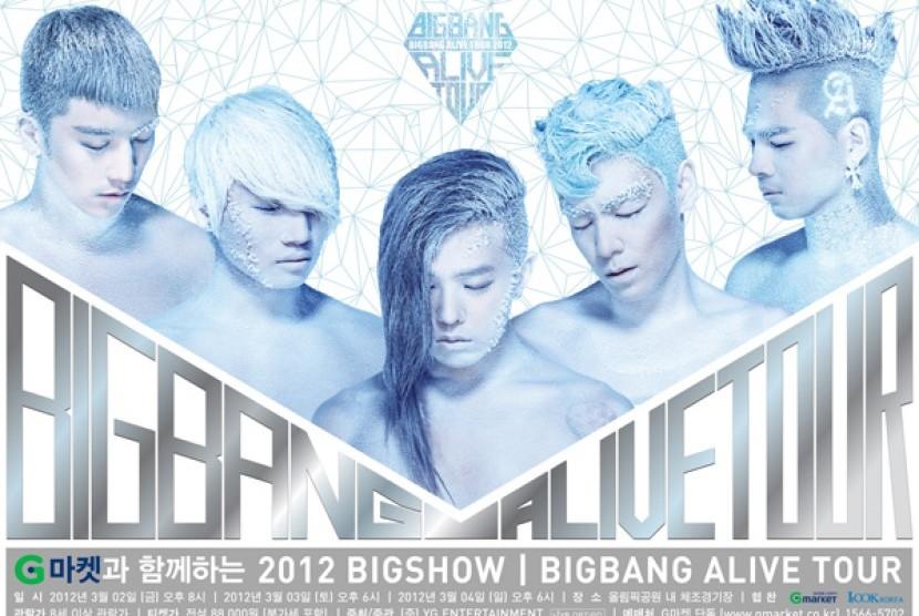 Big Bang Alive Tour 2012