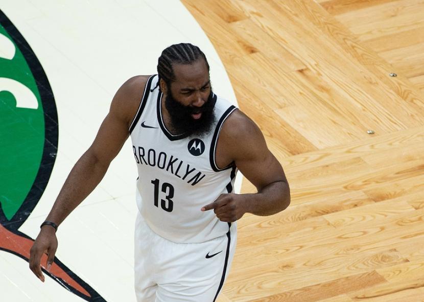 Bintang Brooklyn Nets, James Harden