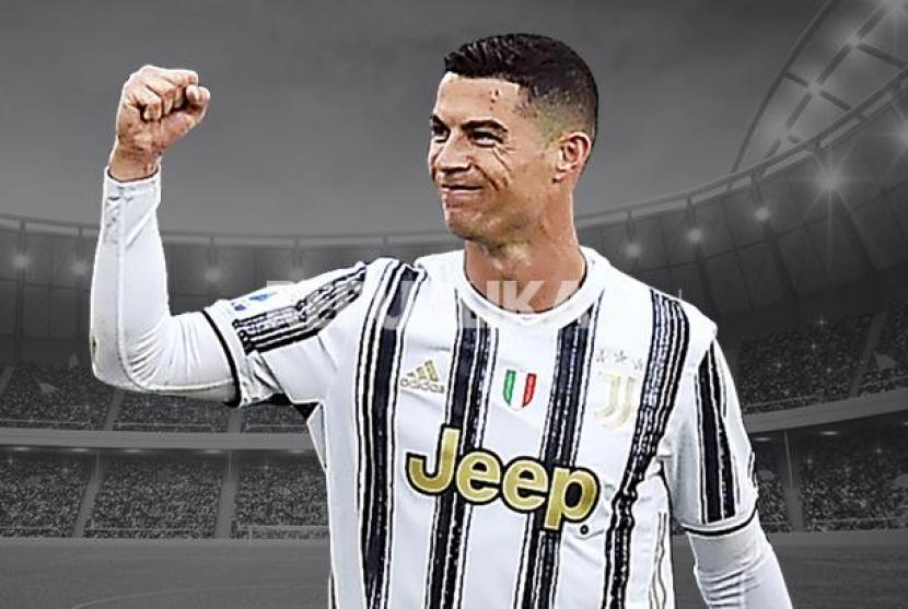 Bintang Juventus Cristiano Ronaldo
