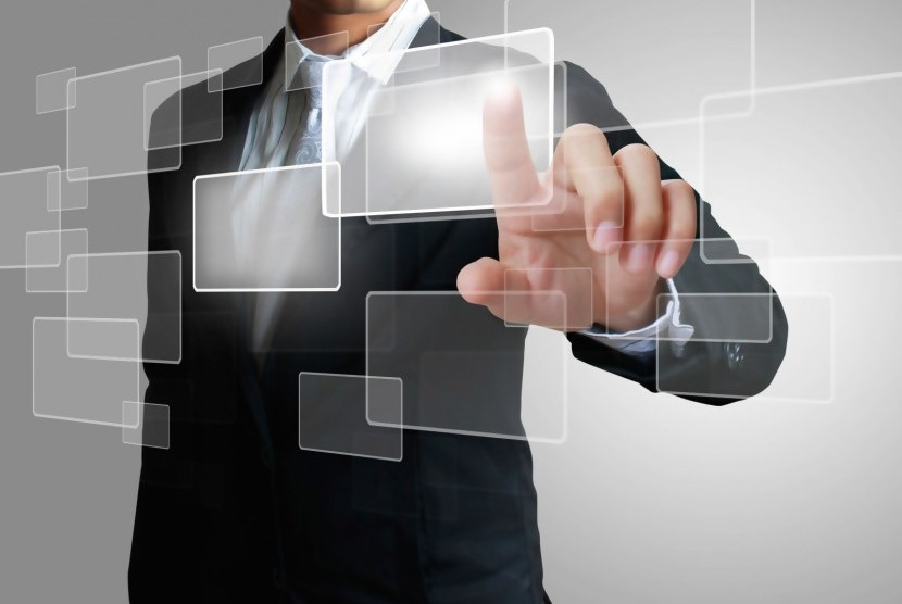 bisnis digital/Ilustrasi