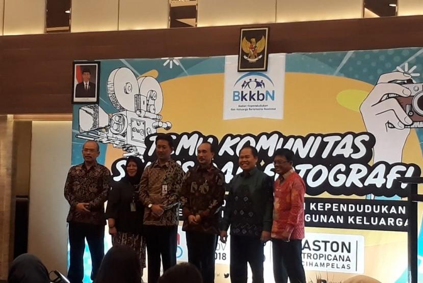 BKKBN sosialisasi program KB ke milenial lewat temu komunitas sineas dan fotografi di Kota Bandung