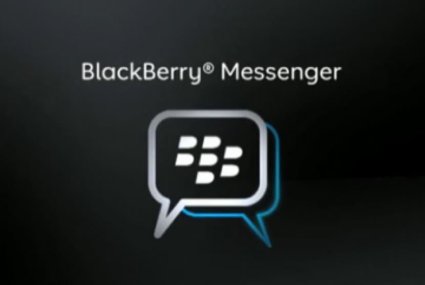 Blackberry Messenger atau BBM (ilustrasi)