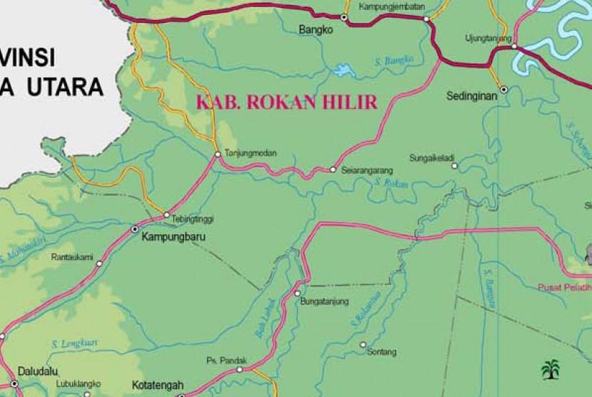 Blok Rokan, Riau