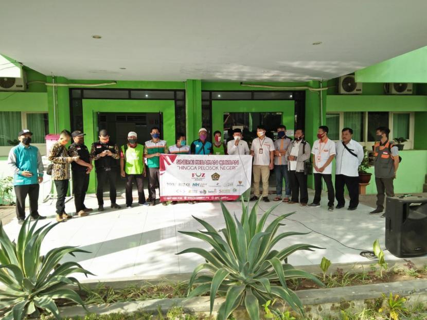 BMH dan FoZ Jatim bergabung  dalam program Sinergi Kebaikan Quran Hingga ke Pelosok Negeri