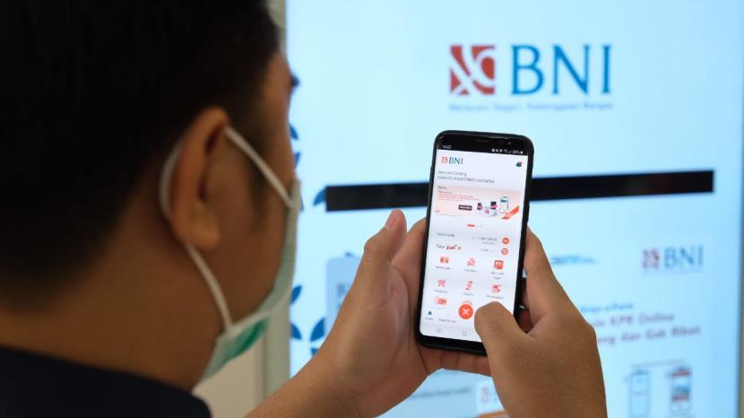 PT Bank Negara Indonesia (Persero) Tbk mencatatkan transaksi digital sebanyak 8,56 juta pada kuartal satu 2021.