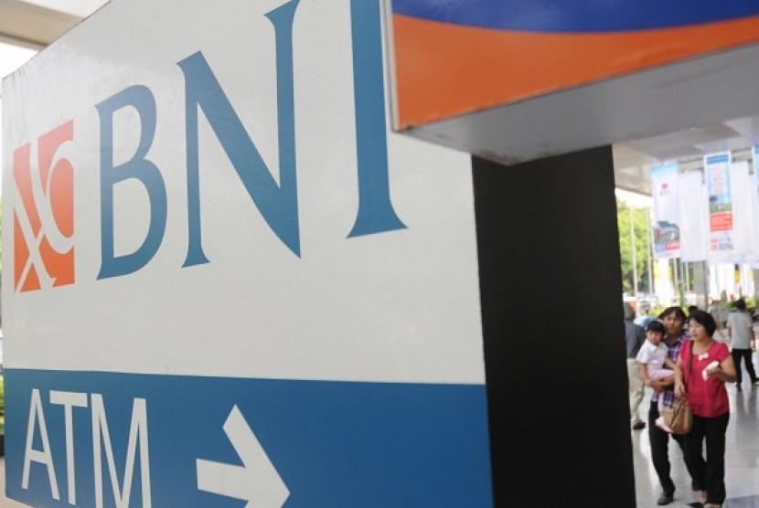 BNI's logo (illustration)