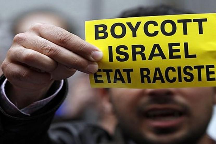 Boikot produk Israel.