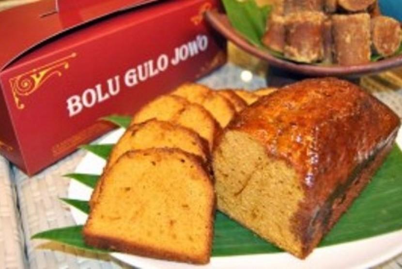 Bolu Gula Jowo