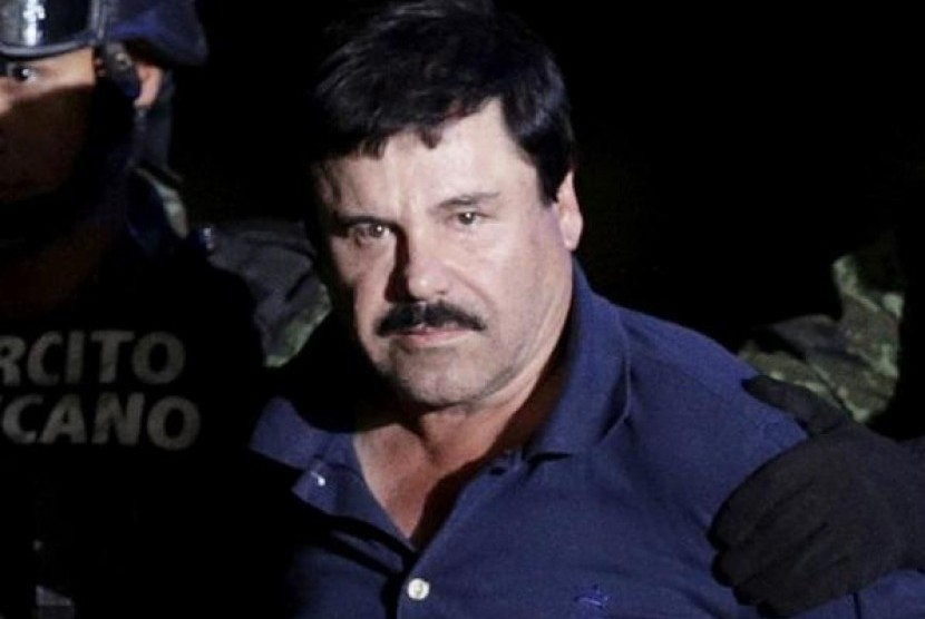 Bos kartel narkoba terkuat di Meksiko, Joaquin
