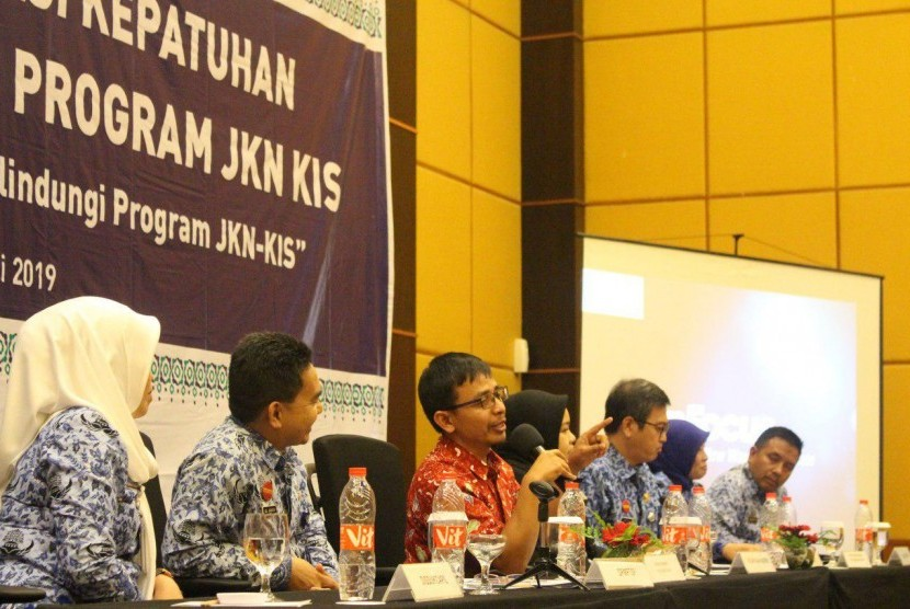 BPJS Kesehatan Bandung Kejar 100 Persen Pekerja Terdaftar