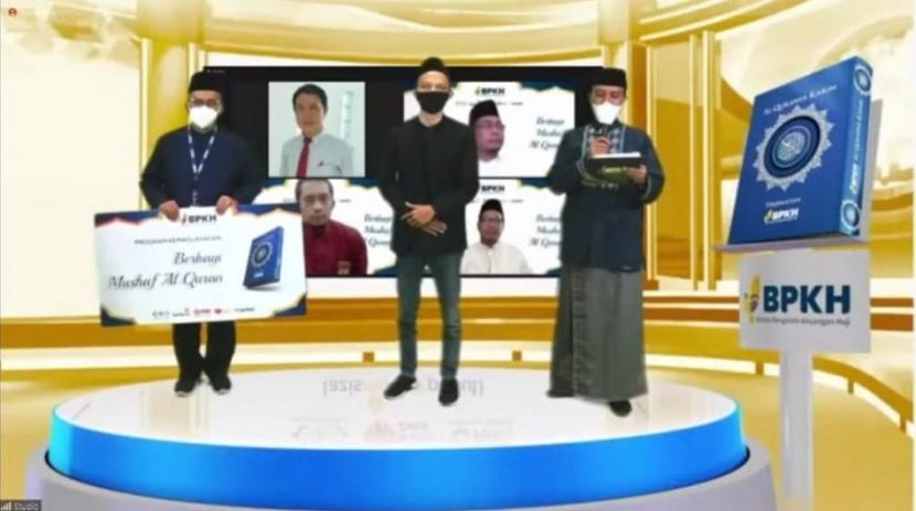 PPPA Daqu dan BPKH Kolaborasi Berbagi Mushaf Alquran