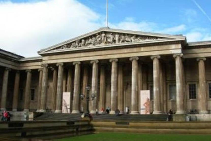 British Museum di London/Ilustrasi