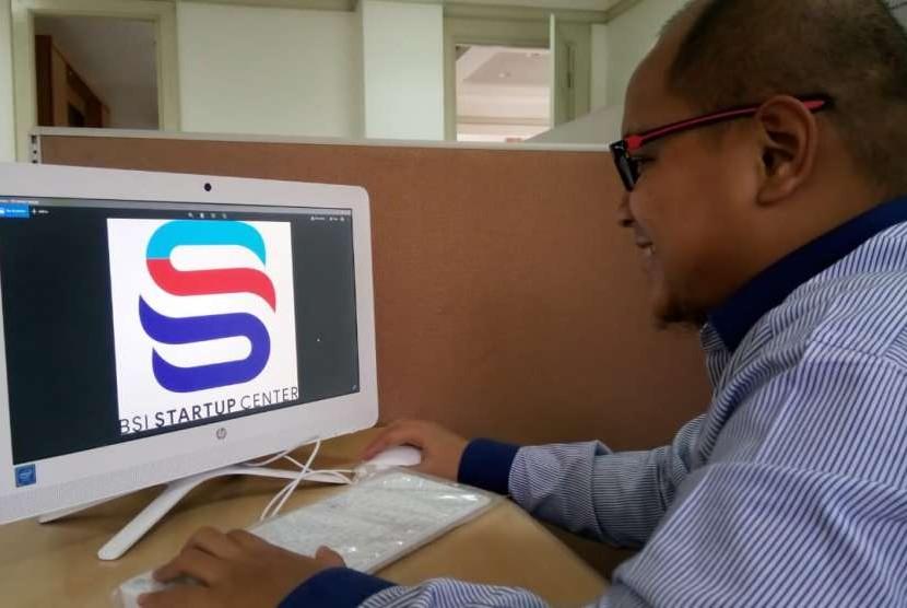 BSI Startup Center (BSC) Universitas Bina Sarana Informatika.