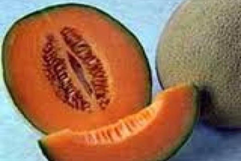 Keracunan es buah, ilustrasi