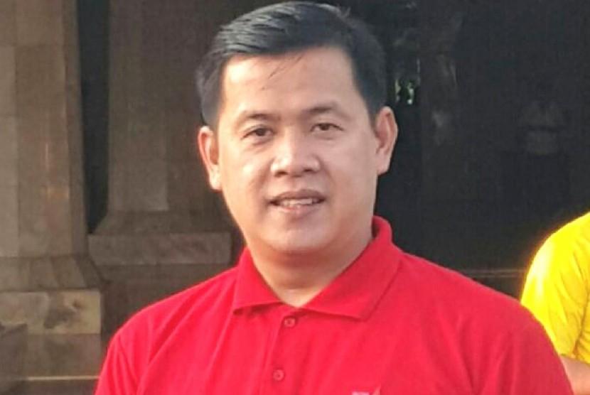 Budy Hermawan, Koordinator Penyiaran Media, Bidang PPM PB PON XIX dan Peparnas XV 2016 Jabar.