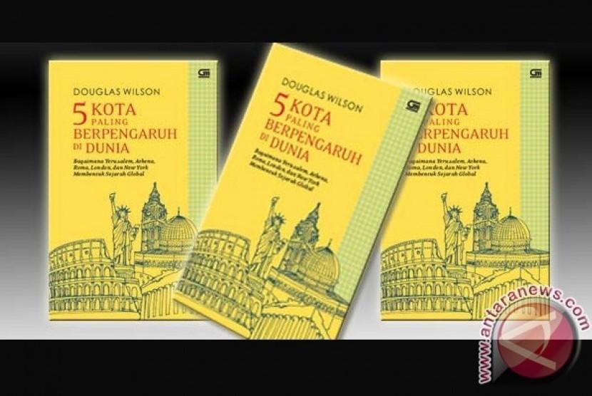 Buku '5 Kota Paling Berpengaruh di Dunia'