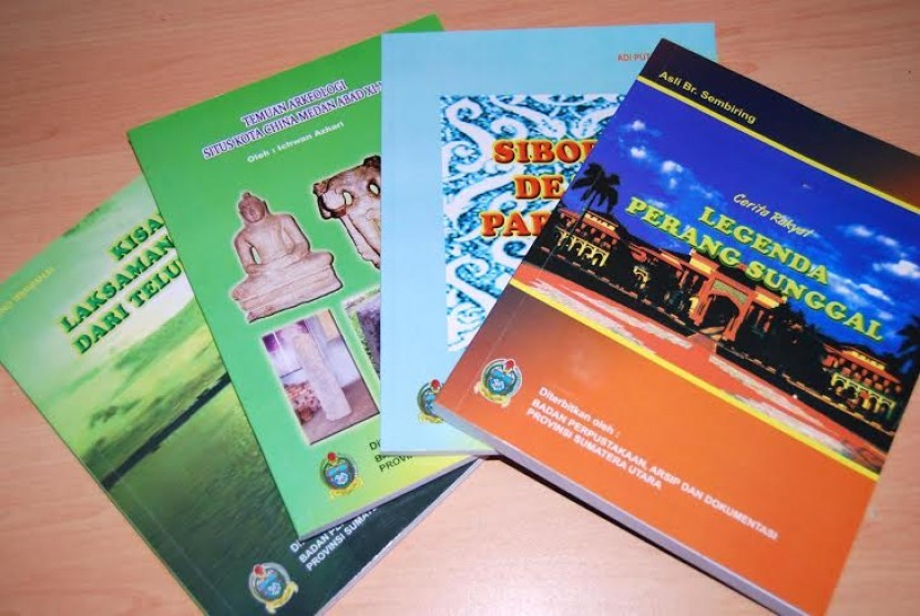 Buku cerita rakyat