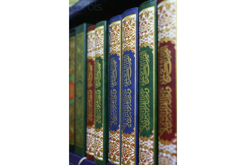 buku islam (ilustrasi)