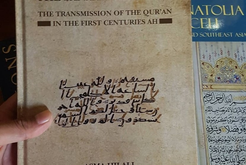 Buku The Sanaa Palimpsest: the Transmission of the Qur'an in the First Centuries