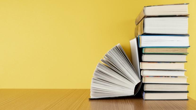 Buku (ilustrasi). Ketua Komisi X DPR RI, Syaiful Huda, mendorong agar desa-desa memiliki kemauan kuat untuk mengalokasikan dan mendirikan perpustakaan bergerak.