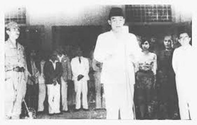 Menu Sahur Sukarno Hatta Di Malam Perumusan Teks Proklamasi Republika Online