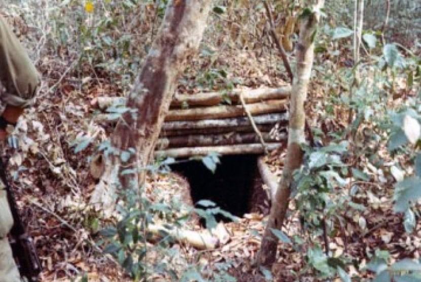Bunker, ilustrasi
