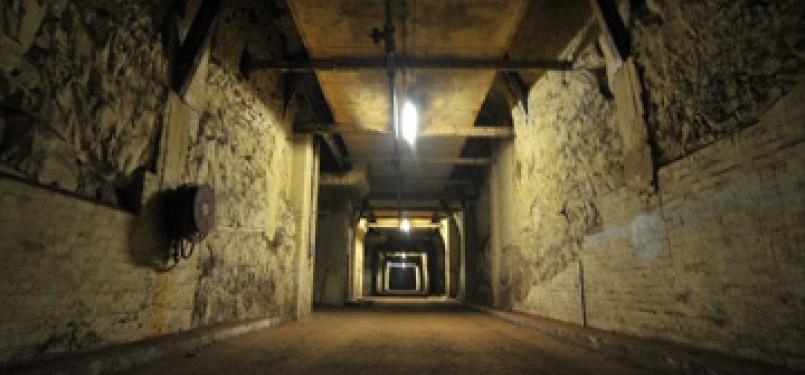 Bunker nuklir di Inggris