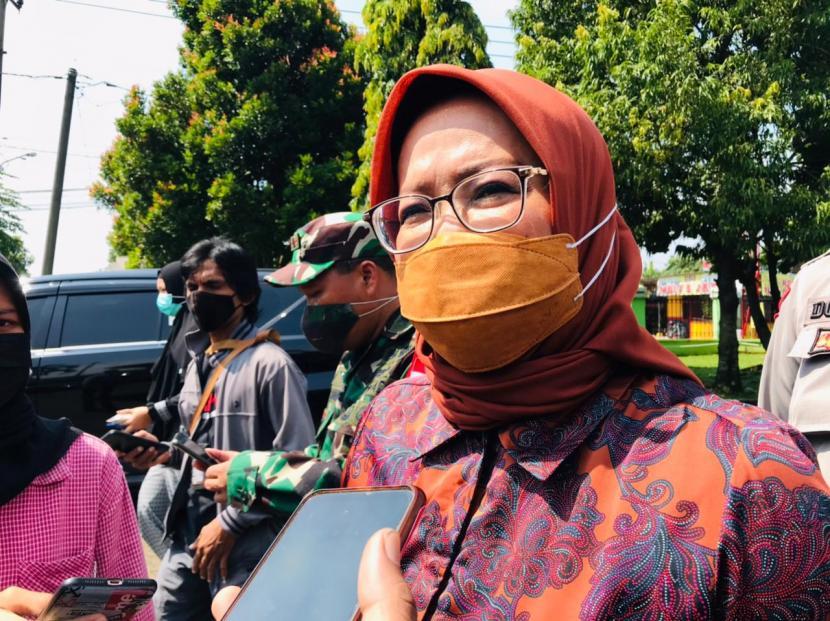 Bupati Bogor, Ade Munawaroh Yasin.