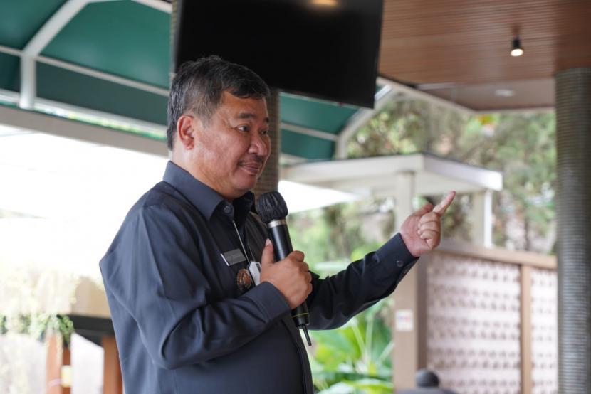 Bupati Garut, Rudy Gunawan
