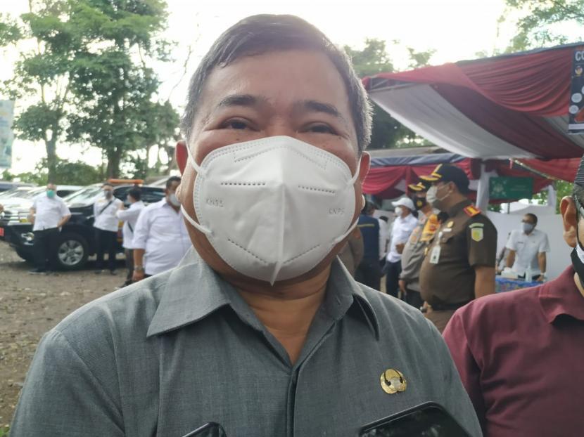 Bupati Garut Rudy Gunawan.