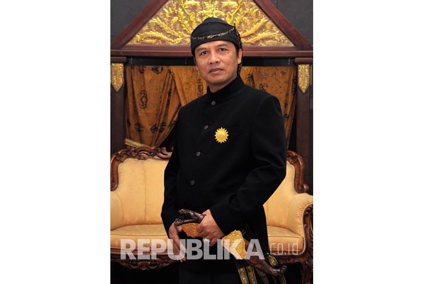 Bupati Kabupaten Bandung Dadang M Naser