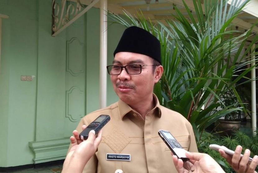 Bupati Kulon Progo Hasto Wardoyo.