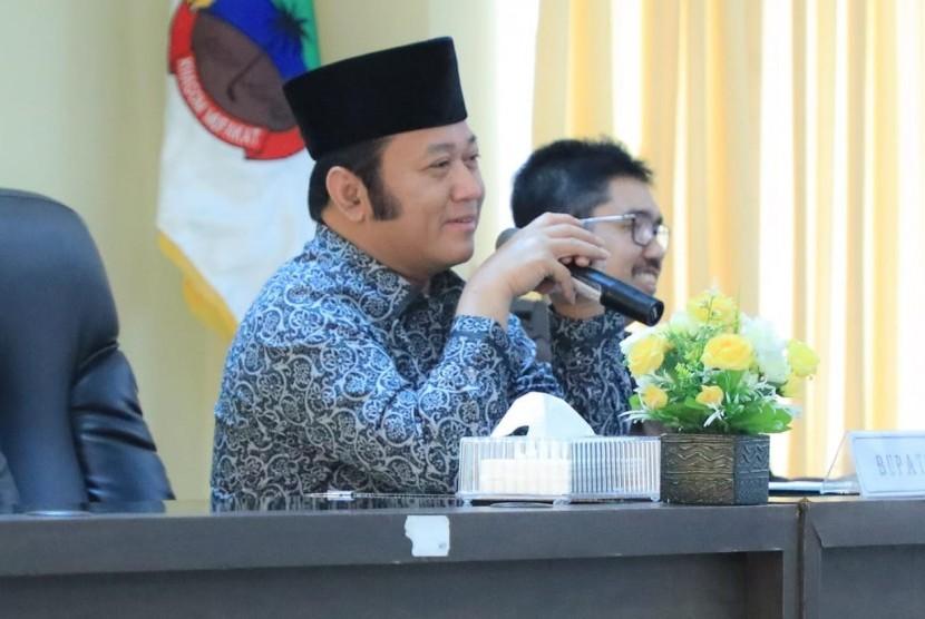 Bupati Lampung Selatan, Zainudin Hasan