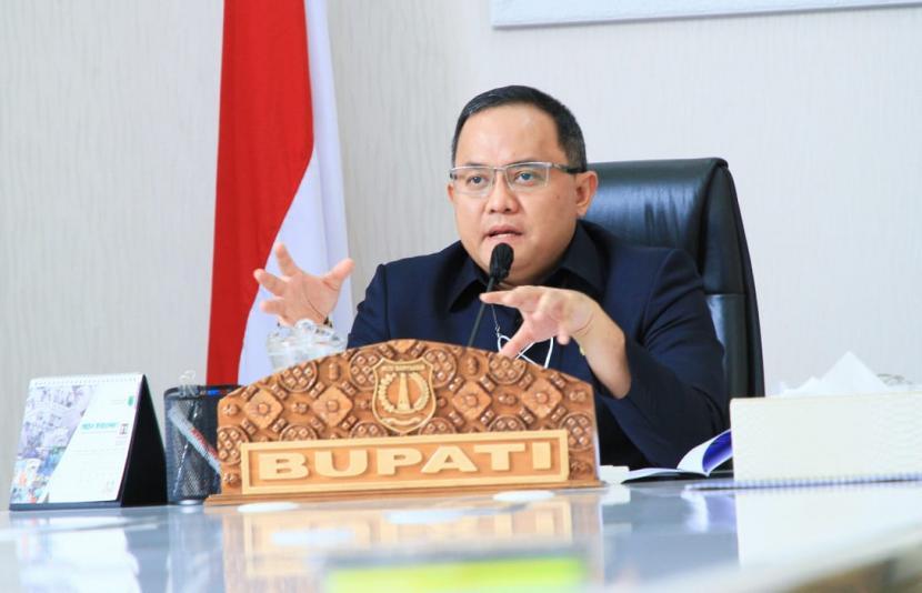 Komisi Pemberantasan Korupsi (KPK) menetapkan Bupati Musi Banyuasin, Sumatera Selatan, Dodi Reza Alex Noerdin sebagai tersangka suap pengadaan barang dan jasa.