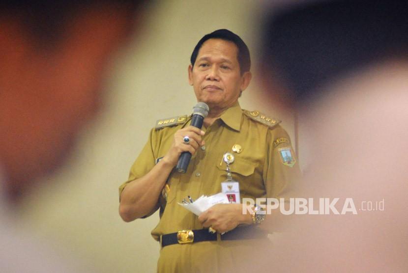 Bupati Semarang dr H Mundjirin ES SpOG