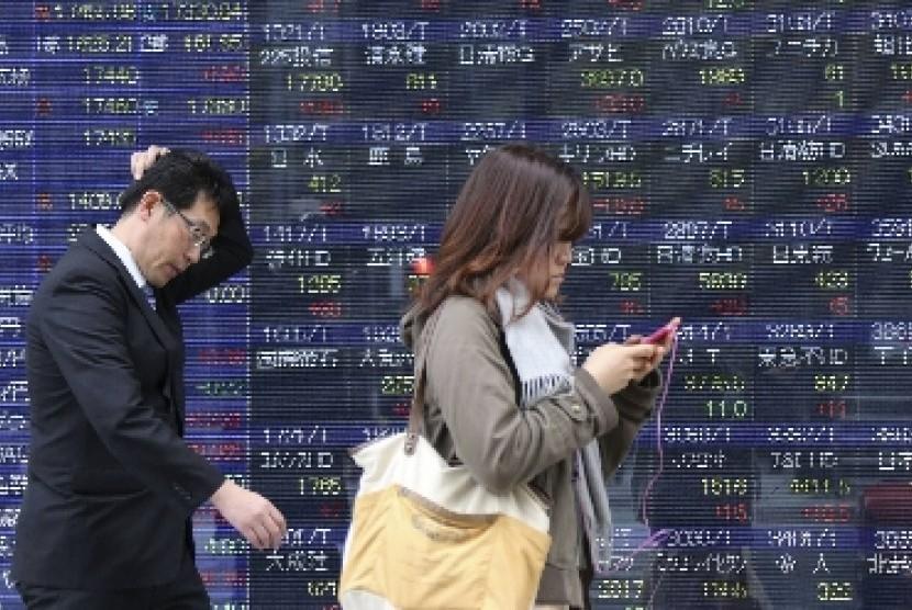 Bursa saham Tokyo